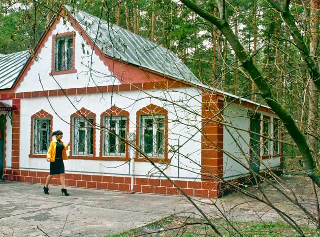 База отдыха васильки в вологодской области кириллов